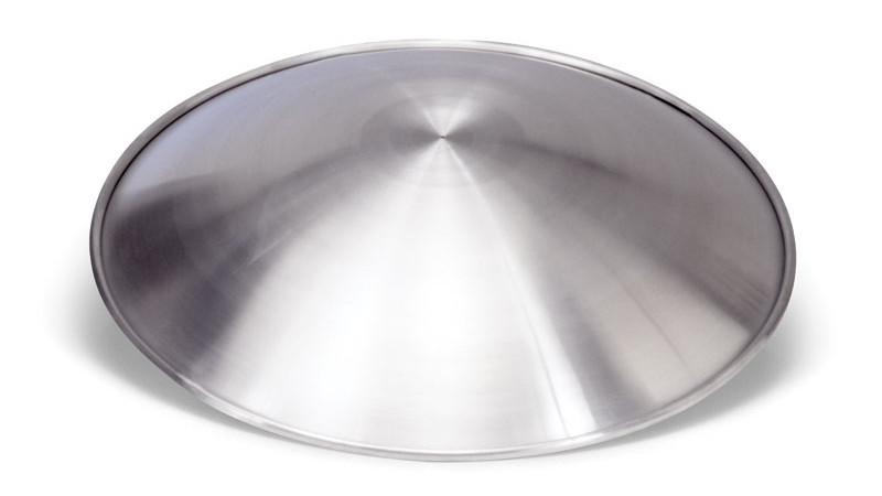 Spun Aluminum