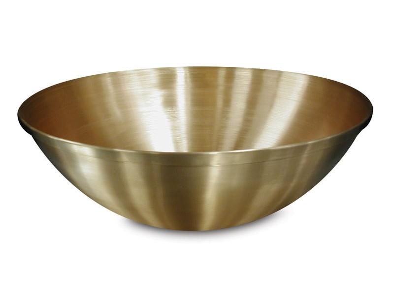 32 inch Diameter Brass Bowl Metal Spinning