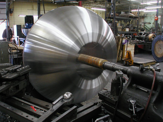 Aluminum Dome Metal Spinning