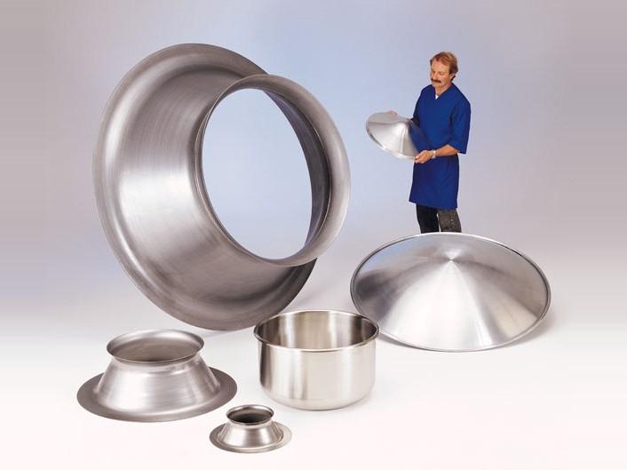 Medium to Large Metal Spinnings