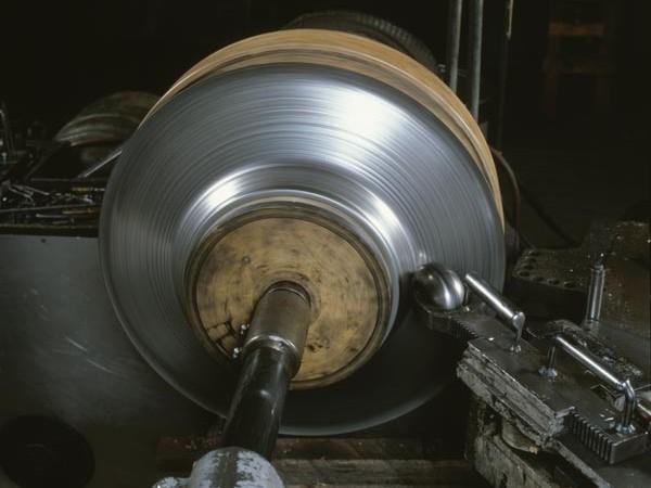 Aluminum Metal Spinning