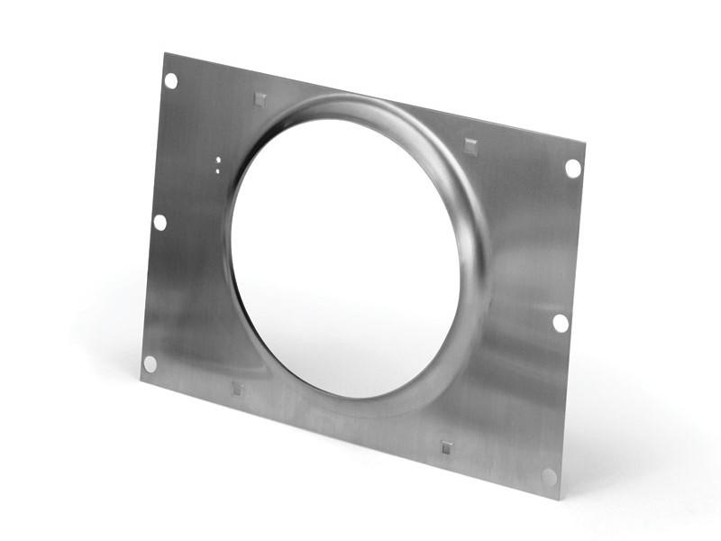 Aluminum Sheet Metal Spinning