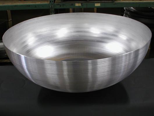 48 Inch Diameter Aluminum Dome