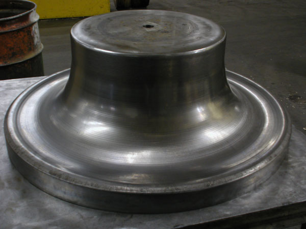 48 Inch Diameter Steel Metal Spinning
