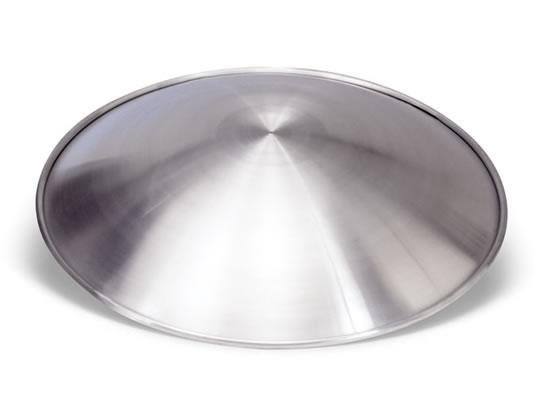 Shallow Aluminum Bowl