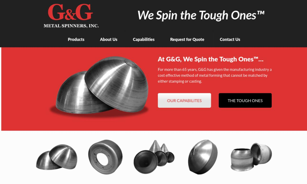 Gem City Metal Spinning Company