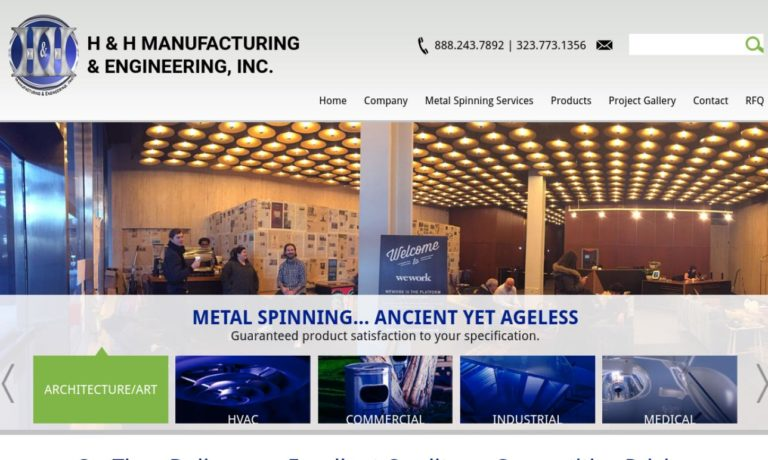 H & H Manufacturing & Engineering, Inc.