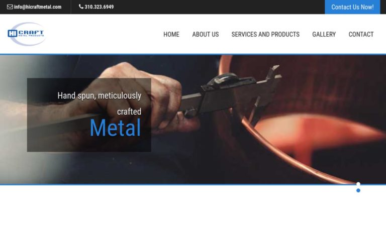 Hi-Craft Metal Products, Inc.