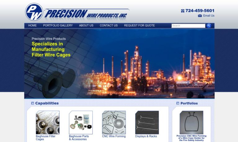 Precision Wire Products, Inc.