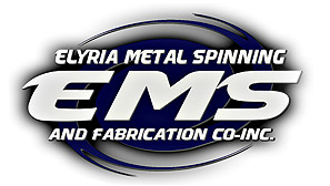 Elyria Metal Spinning and Fab. Co, Inc. Logo