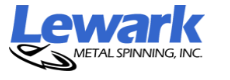 Lewark Metal Spinning, Inc. Logo