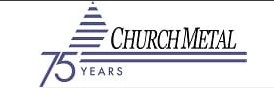 Church Metal Spinning Company Logo